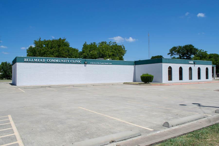 Bellmead Community Clinic building