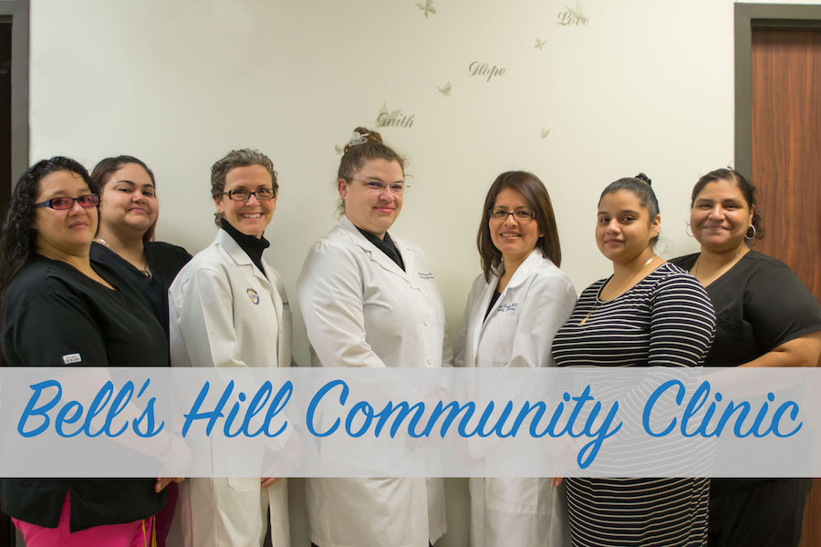 Bell's Hill Community Clinic Staff