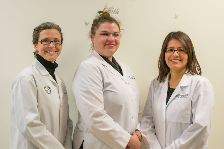 Bell's Hill Community Clinic providers