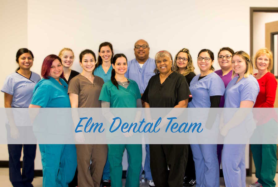 Elm Avenue Community Clinic Dental Staff
