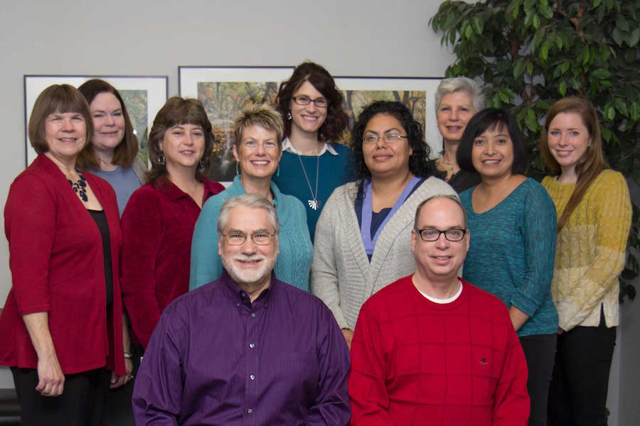 Family Counseling and Children's Services staff