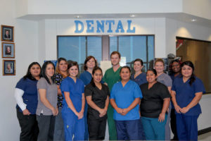 Madison Cooper Community Clinic dental staff