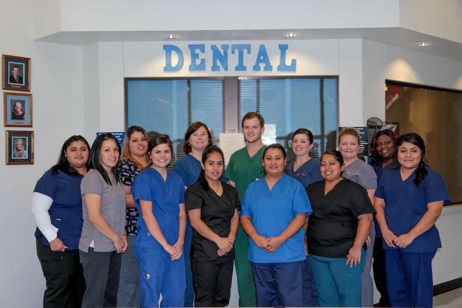 Madison Cooper Community Clinic dental staff