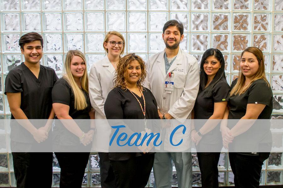 Family Health Center Team C staff