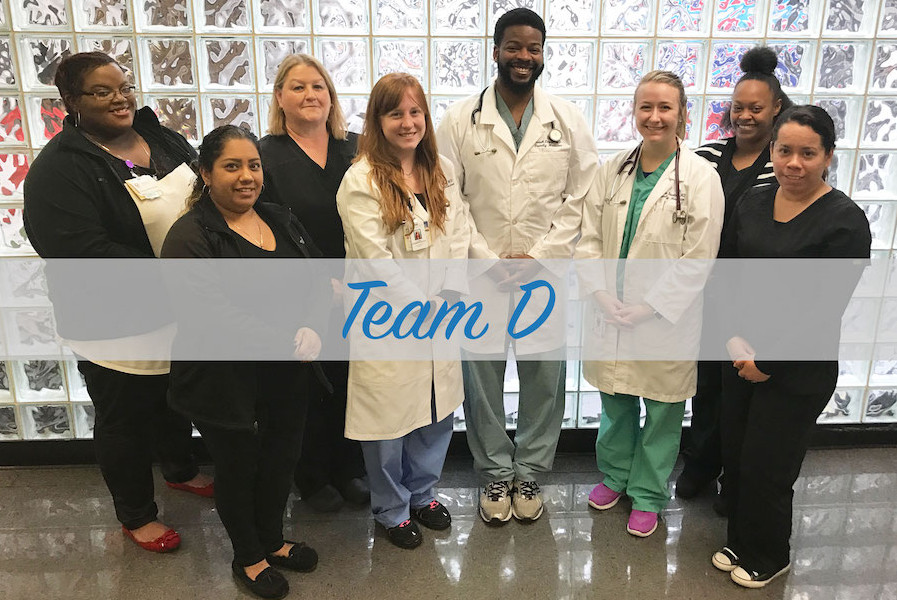 Family Health Center Team D Staff