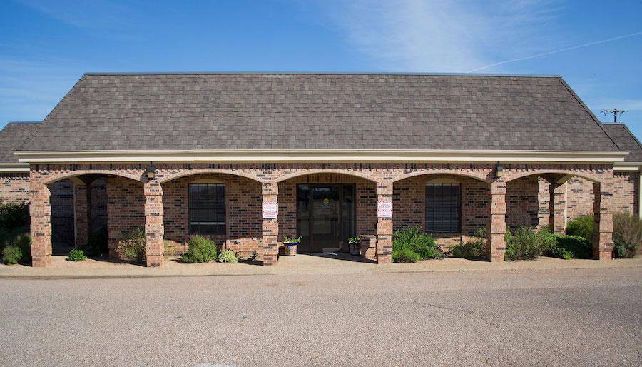 McGregor Community Clinic building