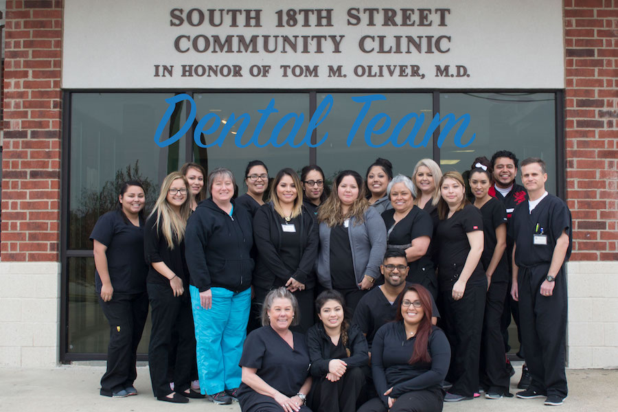 Tom Oliver S18th Community Clinic