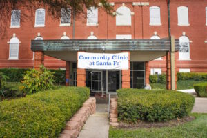 Community Clinic at Santa Fe Building