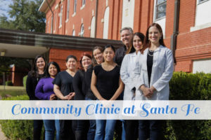 Community Clinic at Santa Fe staff