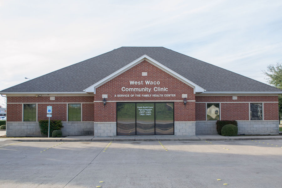 West Waco Community Clinic building