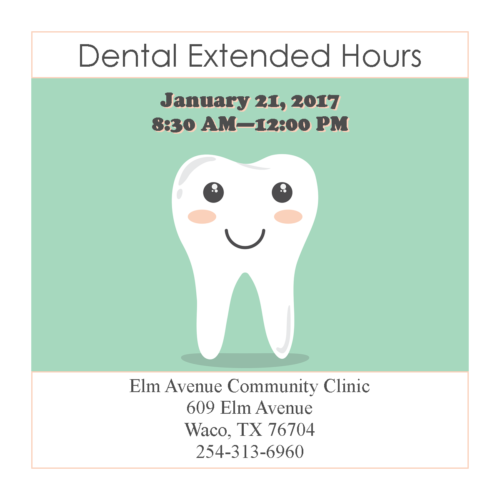 Elm Dental Extended Hours Clinic