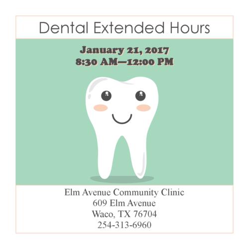 Elm Dental Extended Hours Clinic