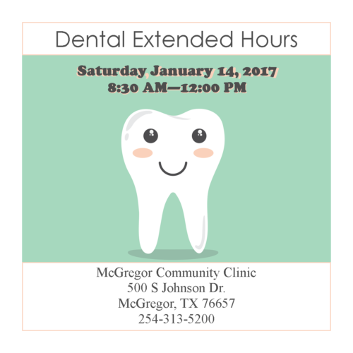 McGregor-Dental-Extended-Hours