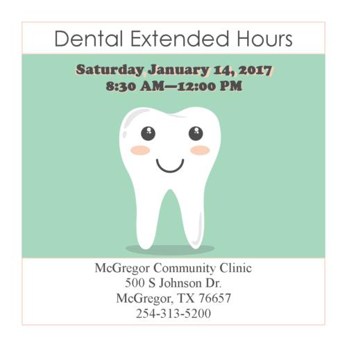 McGregor-Dental-Extended-Hours