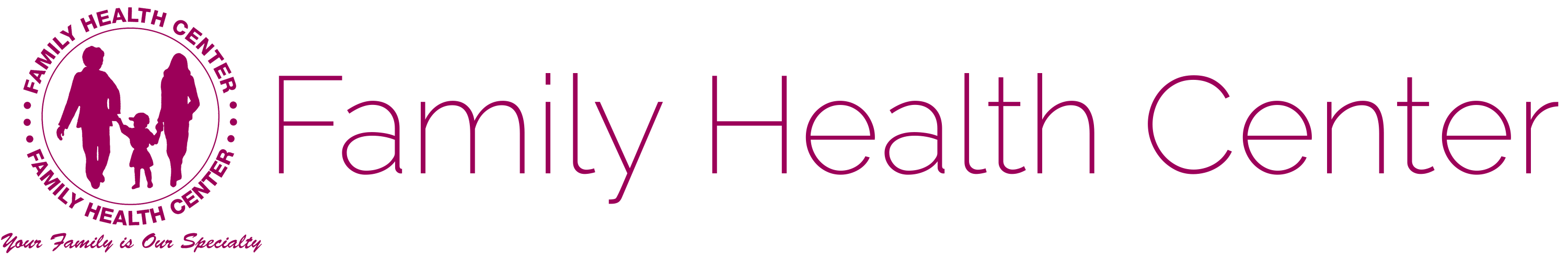 Family Health Center Logo