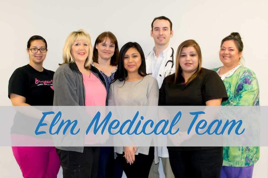 Elm Ave Community Clinic Medical Team