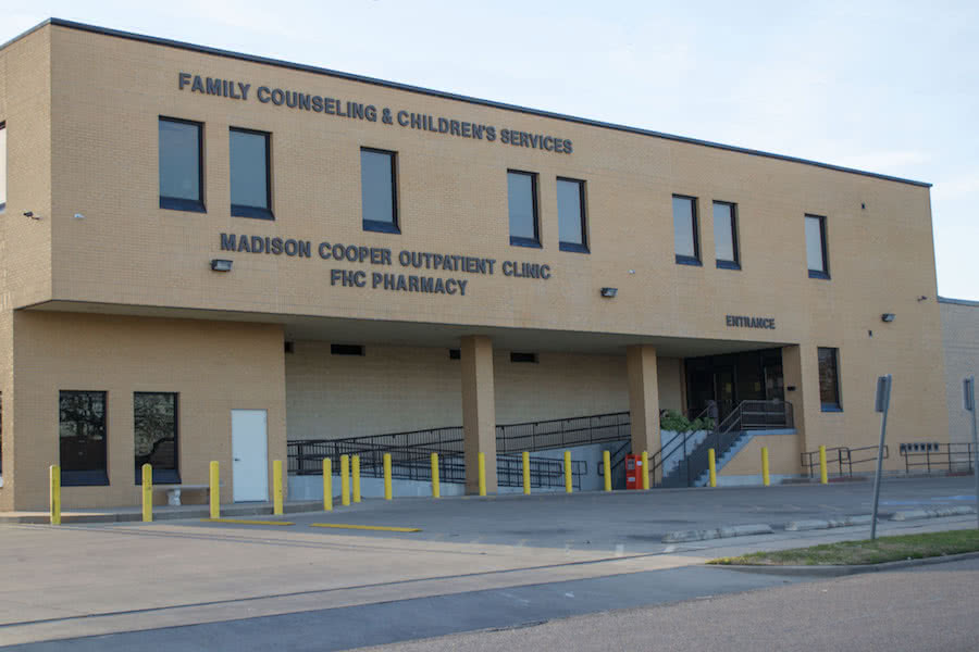 Family Counseling & Children's Services Building