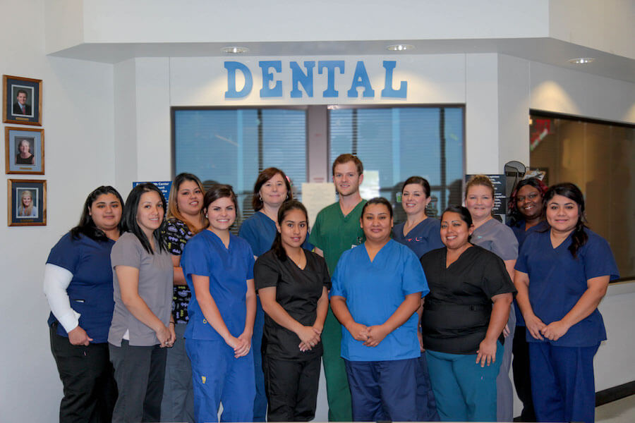 Madison Cooper Community Clinic Dental Team