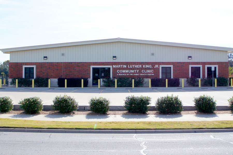 Martin Luther King Jr. Community Clinic Building