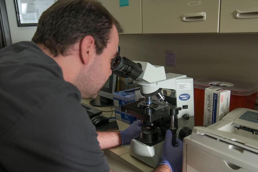 Meyer Center Community Clinic Lab Technician