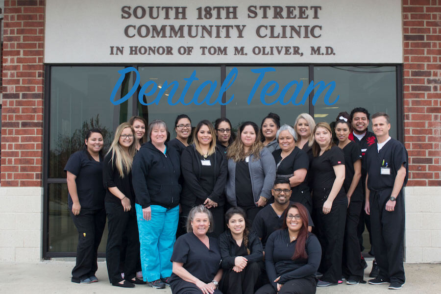 S. 18th Community Clinic Dental Group