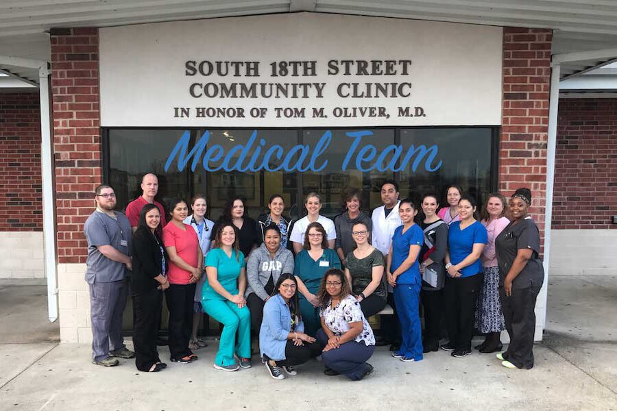 S. 18th Community Clinic Medical Group