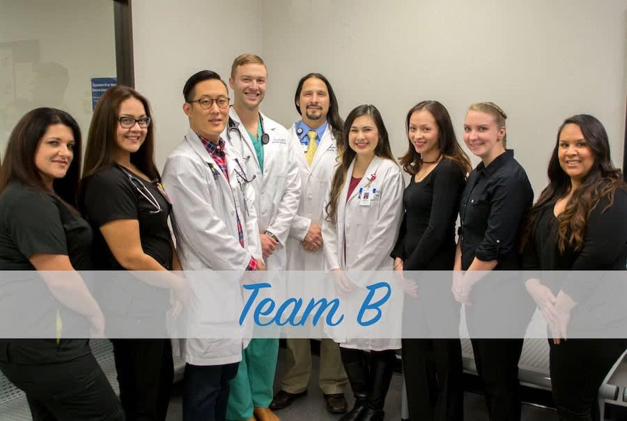 Waco Family Medicine healthcare professionals.