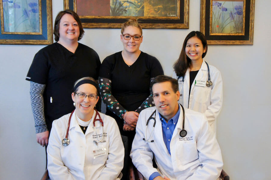West Waco Community Clinic Medical Group