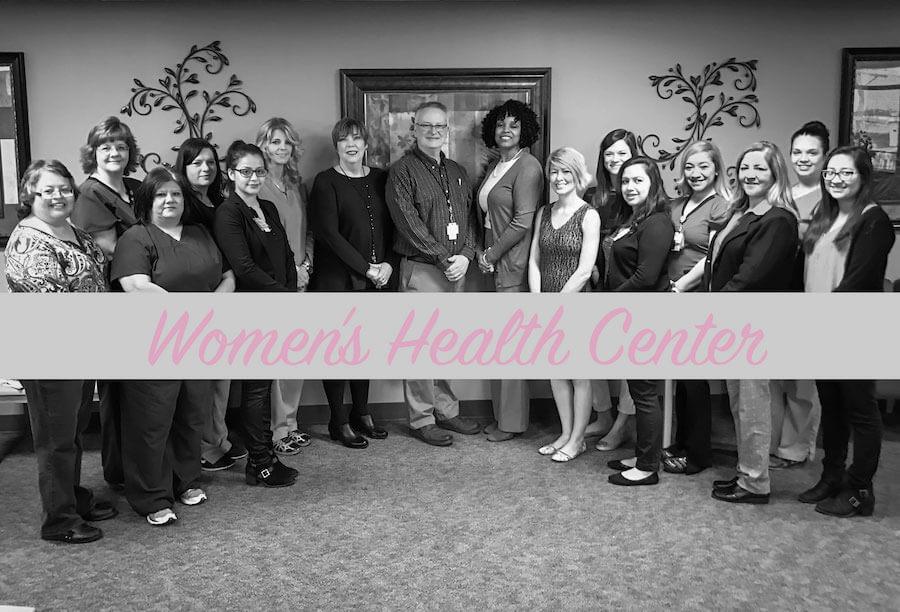 Women's Health Center Medical Team
