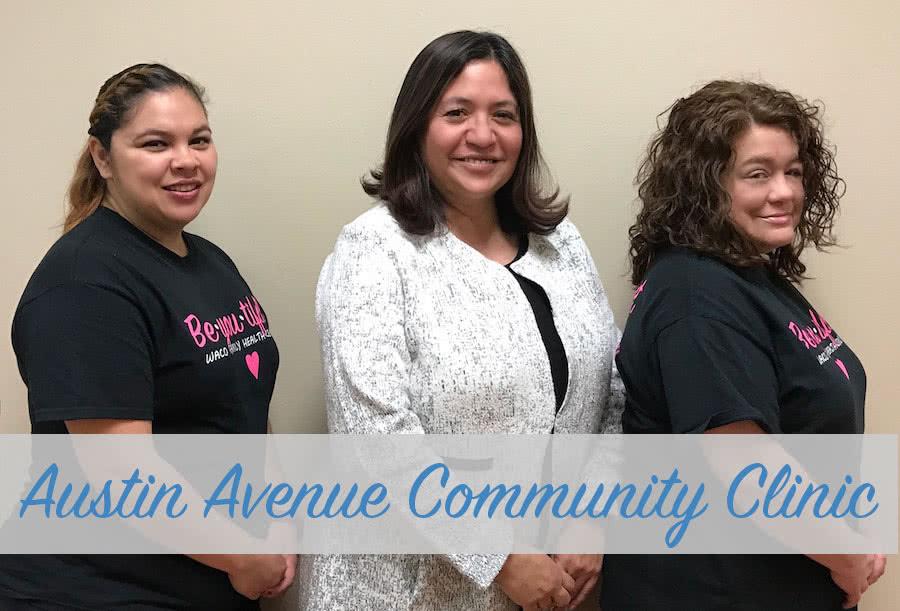 Austin Avenue Clinic (MHMR) Staff