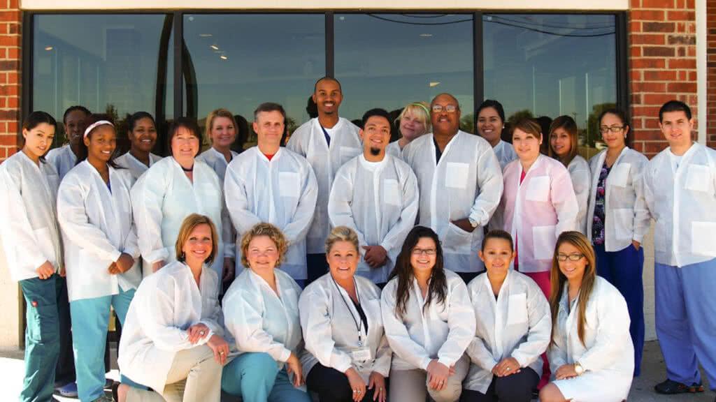 Dental residency program